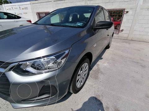 Chevrolet Onix LS nuevo color Gris precio $272,400