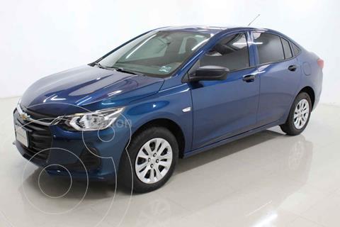 Chevrolet Onix LS usado (2021) color Azul precio $245,000