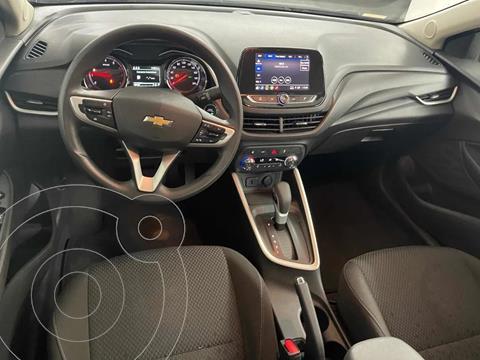 Chevrolet Onix LT Aut usado (2021) color Negro precio $262,000