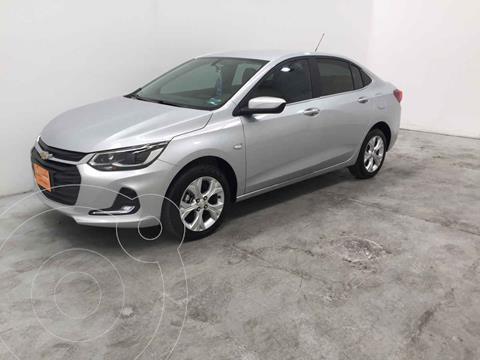 Chevrolet Onix Premier Aut usado (2021) color Plata precio $313,000