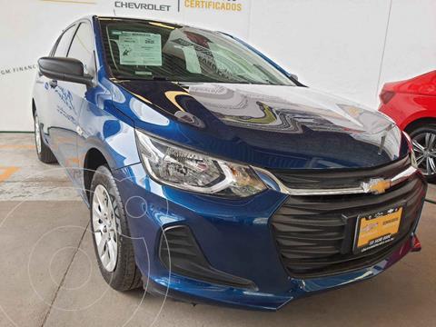 Chevrolet Onix LS usado (2021) color Azul precio $249,000