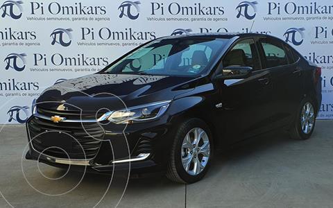 Chevrolet Onix Premier Aut usado (2021) color Negro precio $285,000