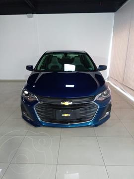 Chevrolet Onix Premier Aut usado (2021) color Azul precio $290,000
