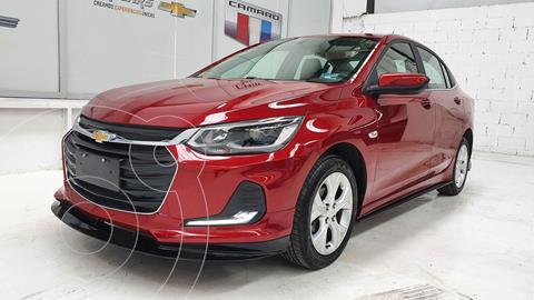 Chevrolet Onix Premier Aut usado (2021) color Rojo precio $315,000