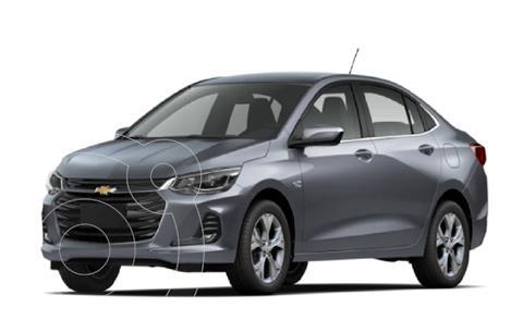 Chevrolet Onix LS nuevo color Gris Grafito precio $272,400