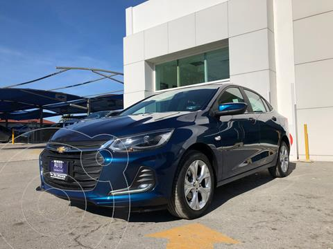 Chevrolet Onix Premier Aut usado (2021) color Azul precio $280,000