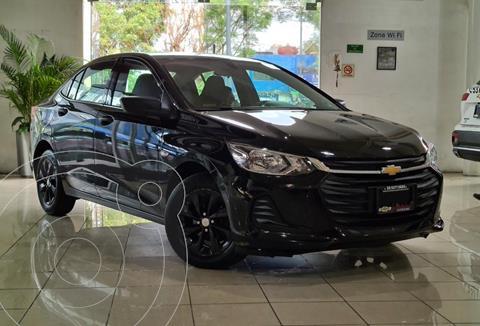 Chevrolet Onix LS usado (2021) color Negro precio $270,000