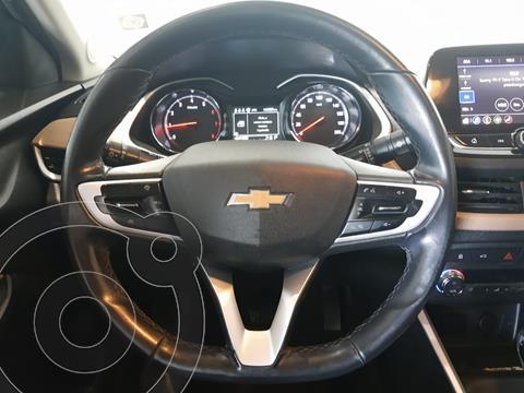 Chevrolet Onix Premier Aut usado (2021) color Rojo precio $280,000