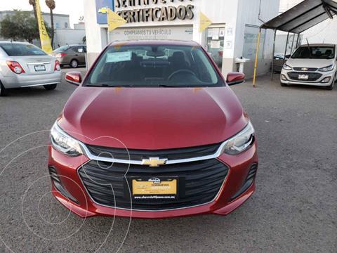 Chevrolet Onix LT Aut usado (2021) color Rojo precio $315,000
