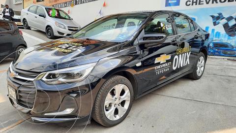 Chevrolet Onix Premier Aut usado (2021) color Negro precio $316,000
