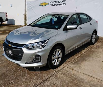 Chevrolet Onix LT Aut nuevo color Plata precio $315,300