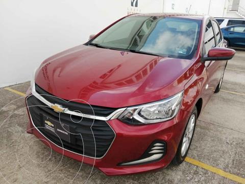 Chevrolet Onix LT Aut usado (2021) color Rojo precio $285,000