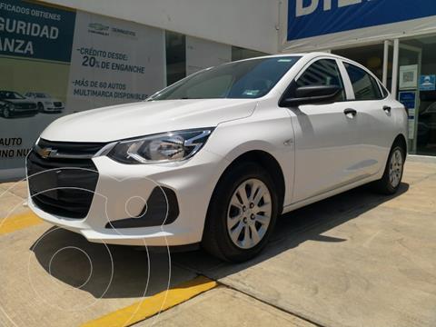 Chevrolet Onix LS usado (2021) color Blanco precio $260,000