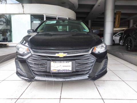 Chevrolet Onix LS usado (2021) color Negro precio $250,000