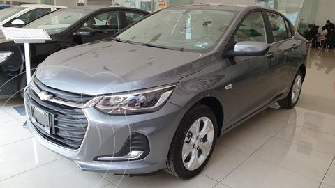 Chevrolet Onix Premier Aut usado (2021) color Gris precio $340,000