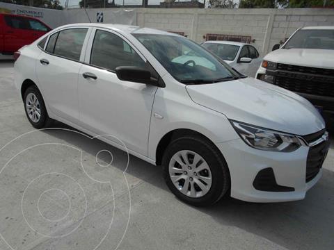 OfertaChevrolet Onix LS Aut nuevo color Blanco precio $273,100