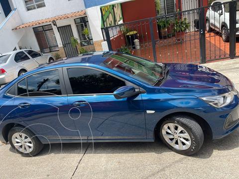 Chevrolet Onix LT usado (2021) color Azul precio $259,000