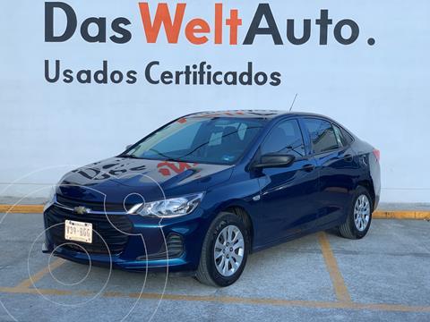 Chevrolet Onix LS usado (2021) color Azul precio $239,000