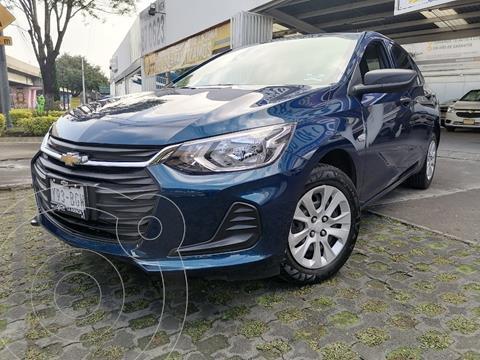 Chevrolet Onix LS usado (2021) color Azul precio $259,000