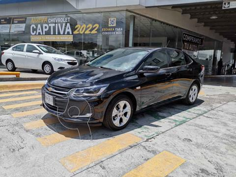 Chevrolet Onix Premier Aut usado (2021) color Negro precio $315,000