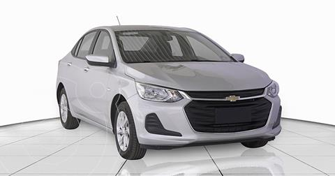 Chevrolet Onix LT Aut usado (2021) color Plata Dorado precio $279,000
