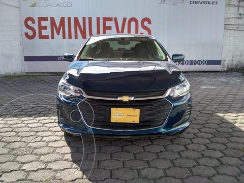 Chevrolet Onix LT usado (2021) color Azul precio $335,000