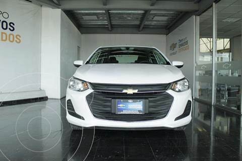 Chevrolet Onix LT Aut usado (2021) color Blanco precio $280,000