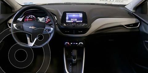Chevrolet Onix Premier Aut usado (2021) color Plata Dorado precio $332,000