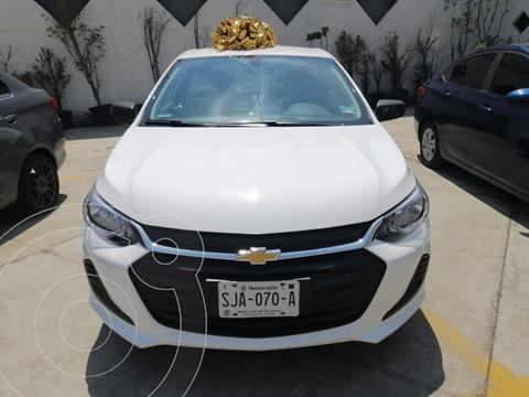 Chevrolet Onix LS usado (2021) color Blanco precio $219,500
