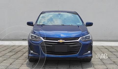 Chevrolet Onix Premier Aut usado (2021) color Azul precio $300,000
