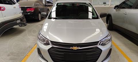 Chevrolet Onix LS Aut usado (2021) color Plata Dorado precio $276,000