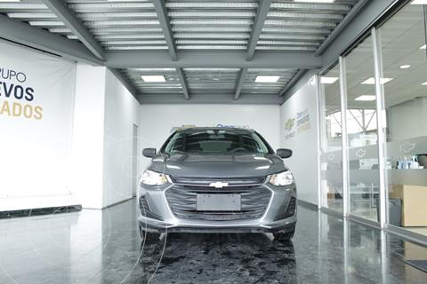 Chevrolet Onix LS usado (2021) color Gris precio $280,000