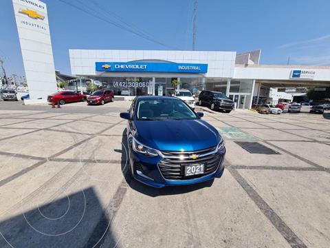 Chevrolet Onix Premier Aut usado (2021) color Azul precio $303,000