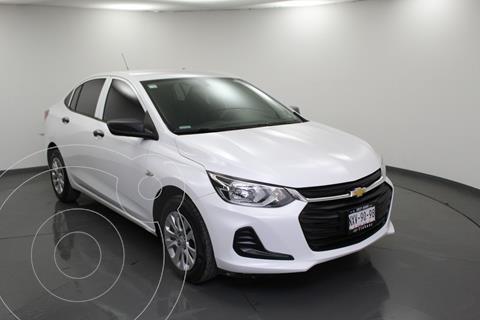 Chevrolet Onix LS usado (2021) color Blanco precio $239,500