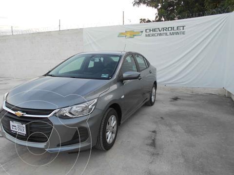 Chevrolet Onix LT nuevo color Gris precio $306,400
