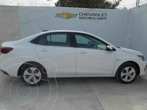 OfertaChevrolet Onix Premier Aut nuevo color Blanco precio $314,800