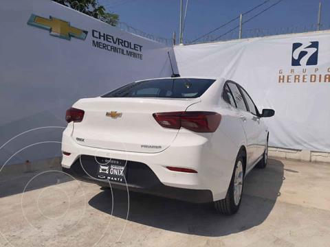 Chevrolet Onix Premier Aut nuevo color Blanco precio $324,700