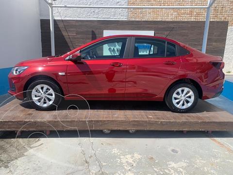 Chevrolet Onix LT Aut usado (2021) color Rojo precio $265,000