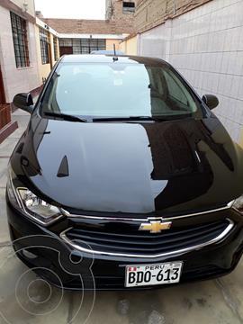 Chevrolet Onix 1.4L LT  usado (2017) color Negro precio u$s10,000