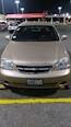 Foto venta Auto usado Chevrolet Optra 1.8L M (2007) color Champagne precio $60,500