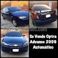 Foto venta carro usado Chevrolet Optra Advance 1.8L Aut (2009) color Azul precio BoF2.700