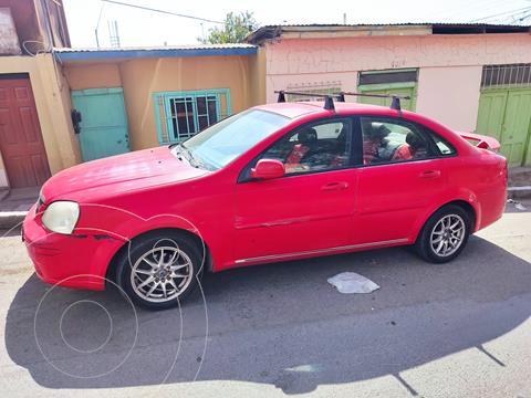 Chevrolet Optra 1.6 LS  usado (2005) color Rojo precio $2.900.000