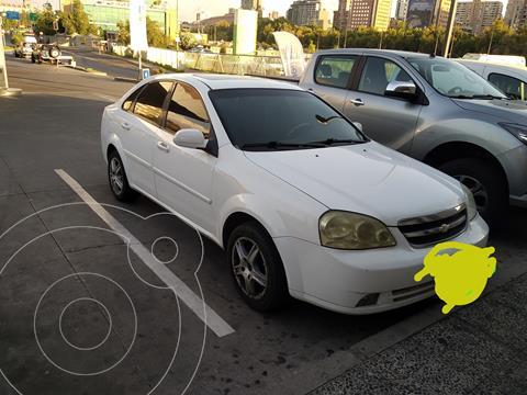 Chevrolet Optra 1.6  usado (2014) color Blanco precio $4.000.000