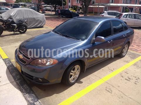 Chevrolet Optra Advance 1.6L usado (2009) color Azul precio $18.000.000