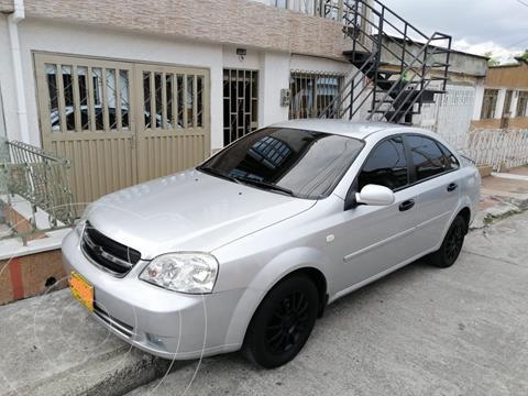 Chevrolet Optra 1.4 Mec 4P usado (2006) color Plata precio $15.000.000