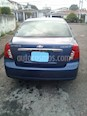 Foto venta carro usado Chevrolet Optra Limited color Azul precio u$s2.200