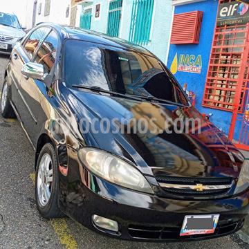 Chevrolet Optra hatchback usado (2008) color Negro precio u$s2.800