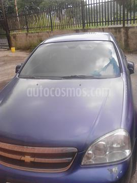 Chevrolet Optra Design 1.8L Aut usado (2007) color Azul precio BoF1.400