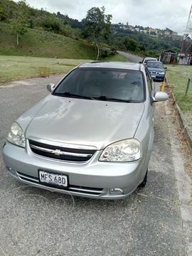 Chevrolet Optra Design usado (2008) color Plata precio u$s2.200