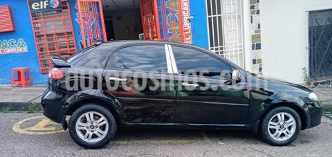 Chevrolet Optra hatchback usado (2008) color Negro precio BoF2.800